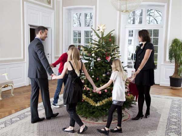 Día de San Knut en Suecia