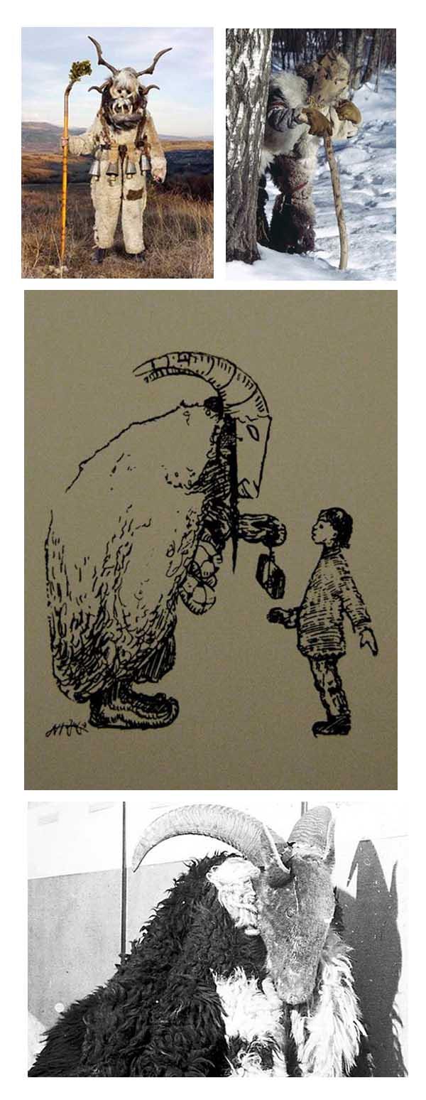 Antigua tradición de Navidad escandinava, sueca