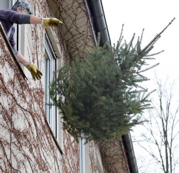 tradición fin de navidad en Suecia