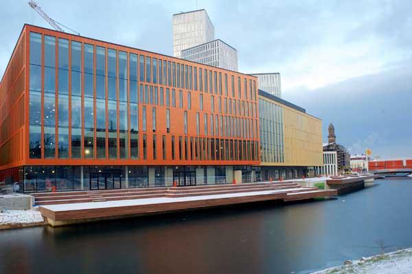 Centro Cultural Malmö Live